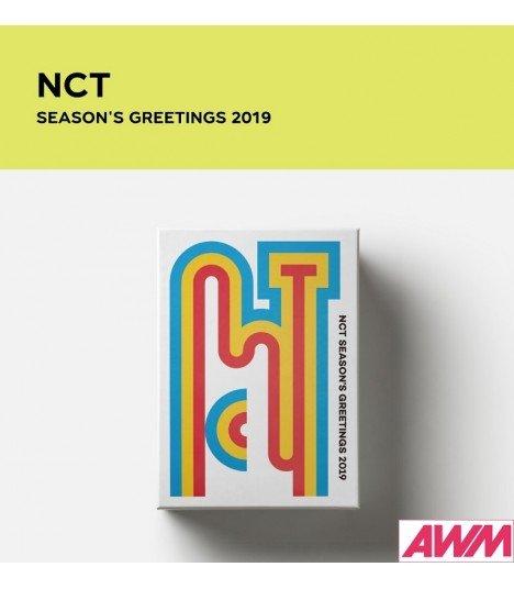 NCT (엔시티) 2019 Season's Greetings (Calendrier officiel) (édition coréenne)