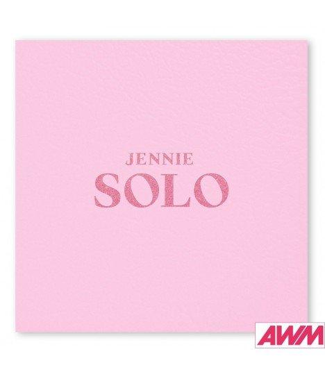 JENNIE (제니) SOLO (édition coréenne)