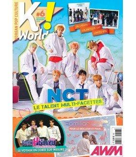 K-World - Magazine français - numéro 6 (Novembre / Décembre 2018)