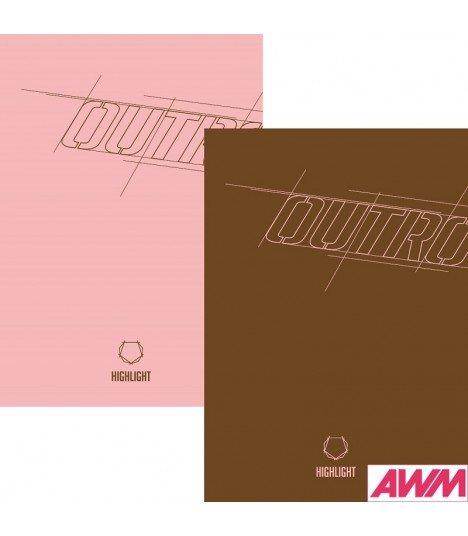 HIGHLIGHT (하이라이트) Special Album - OUTRO (édition coréenne)