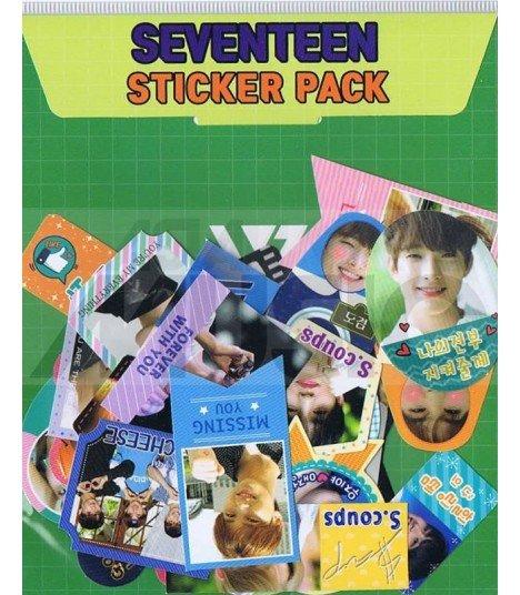 Sticker pack SEVENTEEN