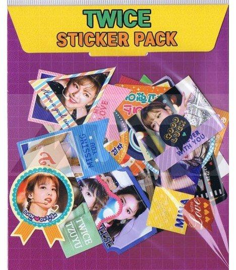 Sticker pack TWICE