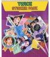 TWICE Sticker pack