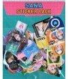 TWICE  Sticker pack - TWICE SANA
