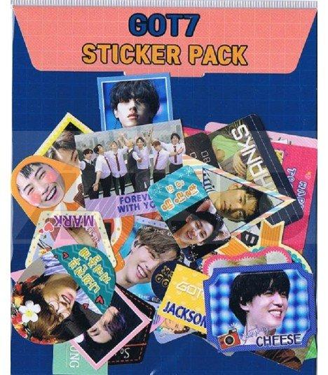 GOT7 Sticker pack