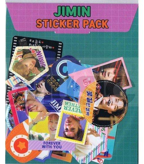 BTS Sticker pack - BTS JIMIN