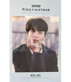 JIN (BTS) - Calendrier Mural 2019 K-STAR (Type A)