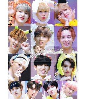 Poster L SEVENTEEN 044