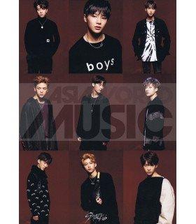 Poster L STRAY KIDS 006