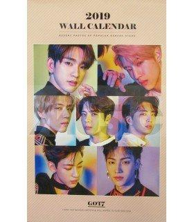 GOT7 - Calendrier Mural 2019 K-STAR (Type A)