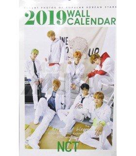 NCT - Calendrier Mural 2019 K-STAR (Type B)