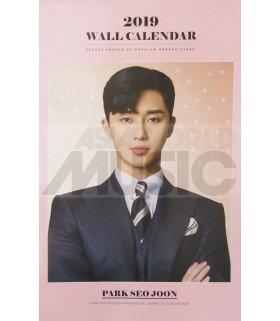 PARK SEO JOON - Calendrier Mural 2019 K-STAR (Type A)