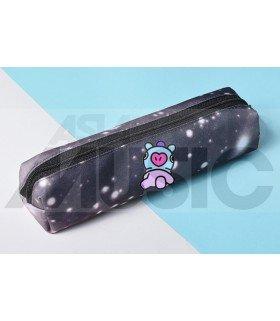 BTS - Trousse BT21 Galaxy Noir - MANG