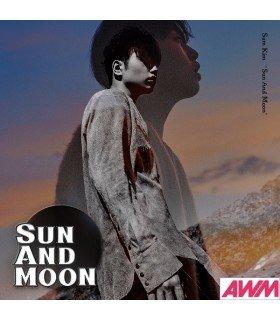 Sam Kim (샘김) Vol. 1 - Sun And Moon (édition coréenne)
