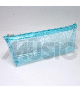 BTS - Trousse Plate - Bulletproof Autographed (BLUE)