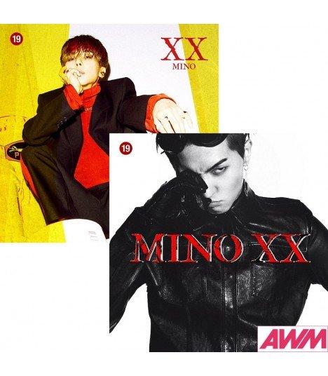 MINO (송민호) Vol. 1 - XX (édition coréenne)