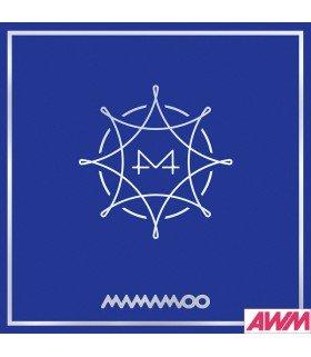 MAMAMOO (마마무) Mini Album Vol. 8 - BLUE,S (édition coréenne)