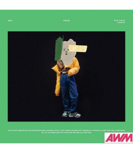 KEY (키) Vol. 1 - FACE (édition coréenne)