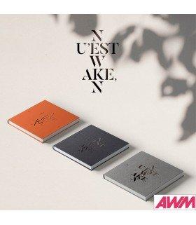 NU'EST W (뉴이스트W) Vol. 2 - WAKE,N (édition coréenne)