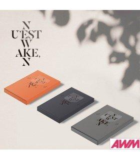 NU'EST W (뉴이스트W) Vol. 2 - WAKE,N (Kihno Album) (édition coréenne)