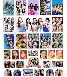 Red Velvet - Set de stickers 008