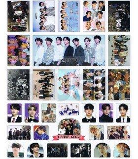 GOT7 - Set de stickers 012