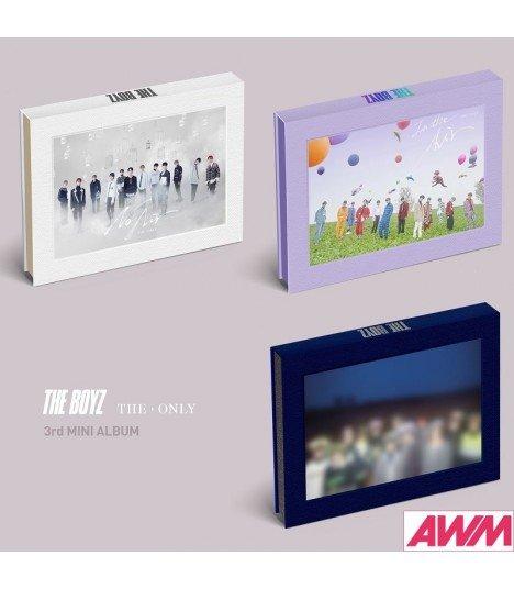 THE BOYZ (더보이즈) Mini Album Vol. 3 - The Only (édition coréenne)