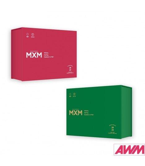 MXM (BRANDNEWBOYS) 2019 Season's Greetings (Calendrier officiel) (édition coréenne)