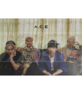 Affiche officielle A.C.E -Adventures in Wonderland (Type A)
