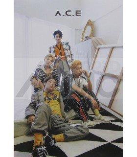 Affiche officielle A.C.E -Adventures in Wonderland (Type C)