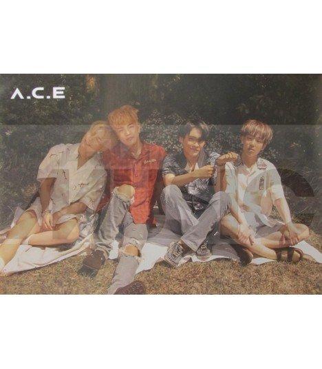 Affiche officielle A.C.E -Adventures in Wonderland (Type D)