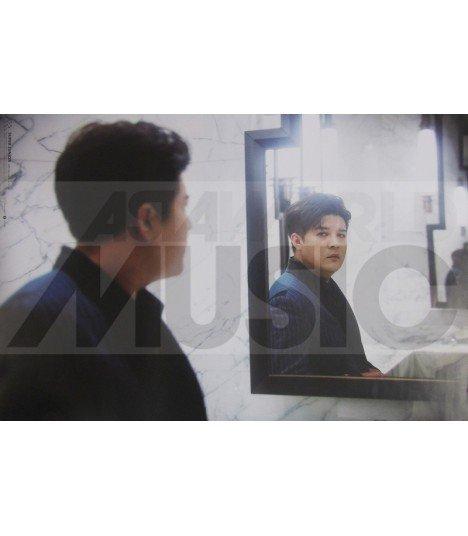 Affiche officielle Super Junior - ONE MORE TIME (Version SHINDONG)