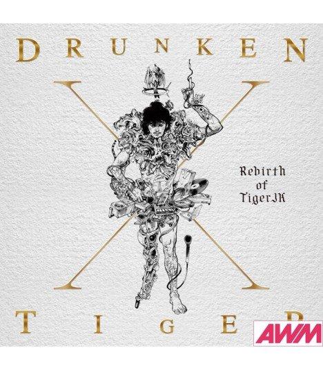 Tiger JK (드렁큰 타이거) Rebirth of Tiger JK (2CD) (édition coréenne)