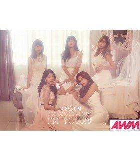 LABOUM (라붐) Single Album Vol. 6 - I'm Yours (édition coréenne)