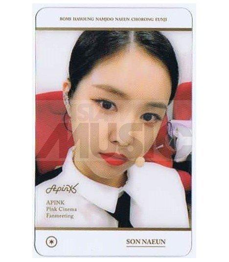APINK - Carte transparente NAEUN (PINK CINEMA / FANMEETING)