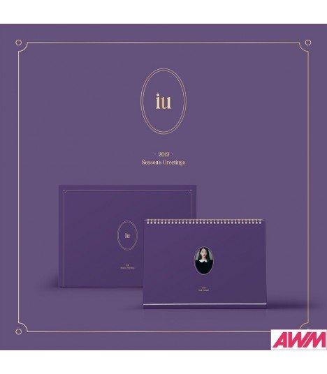 IU (아이유) 2019 Season's Greetings (Calendrier officiel) (édition coréenne)