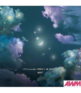 GOT7 (갓세븐) Vol. 3 Repackage - Present : YOU [& ME Edition] (2CD) (édition coréenne)