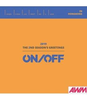 ONF (온앤오프) 2019 Season's Greetings (Calendrier officiel) (édition coréenne)