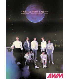 Affiche officielle GOT7 - Present You & Me (Type D)