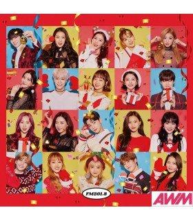 FM 201.8 (스페셜 앨범) Special Album (édition coréenne)