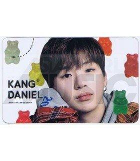 KANG DANIEL - Carte transparente 007