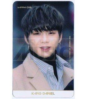 KANG DANIEL - Carte transparente 008