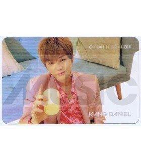 KANG DANIEL - Carte transparente 009