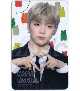 KANG DANIEL - Carte transparente 012