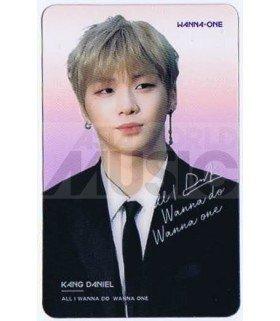 KANG DANIEL - Carte transparente 016