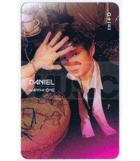 KANG DANIEL - Carte transparente 019