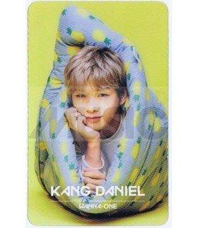 KANG DANIEL - Carte transparente 020