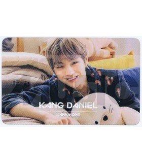 KANG DANIEL - Carte transparente 024