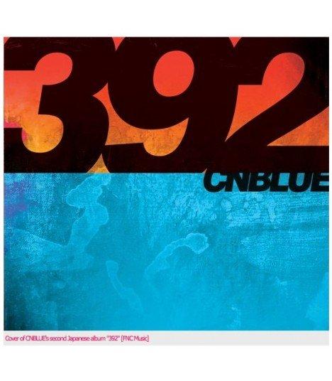 CNBLUE - 392 (édition japonaise)