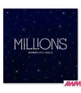 WINNER (위너) New Single - MILLIONS (édition coréenne)